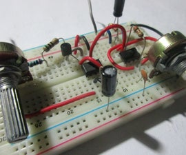 Basic (PWM) Motor Speed Control Using 555 Timer ICs