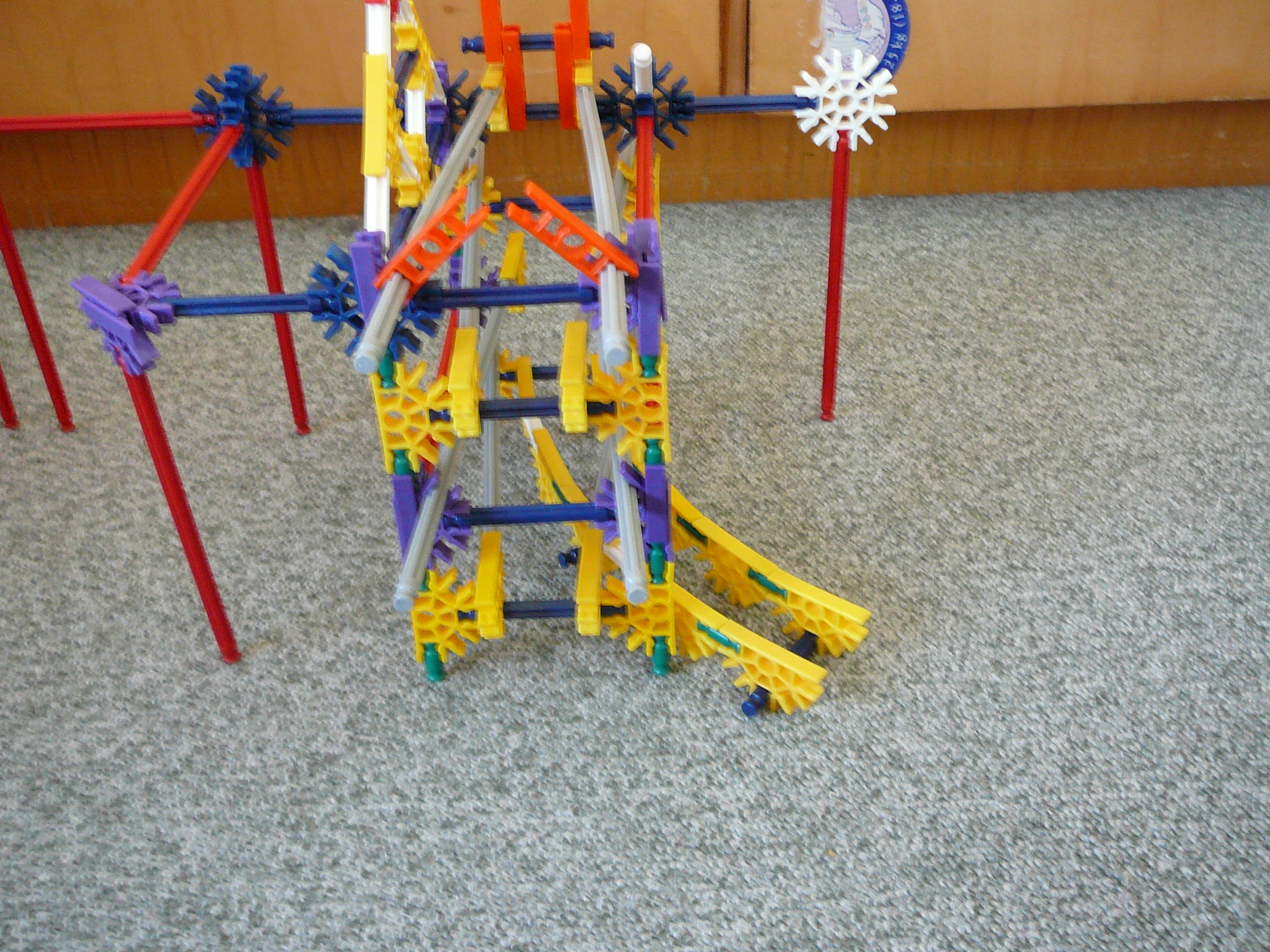 Picture of Flip Flap Thing and Ferris Wheal