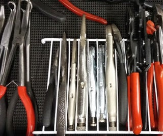 The $1 Pliers Rack