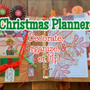 DIY Christmas Planner!