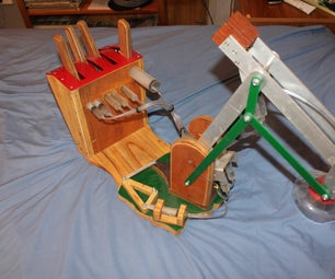 Easy Hydraulic Robotics!