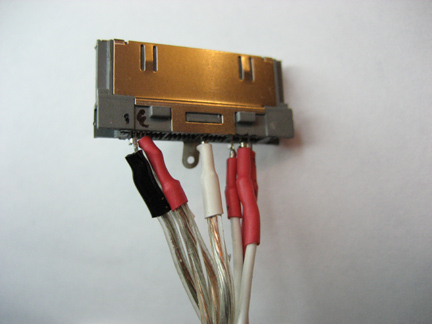 Picture of HOW TO INTEGRATE AN IPOD DOCKING CRADLE