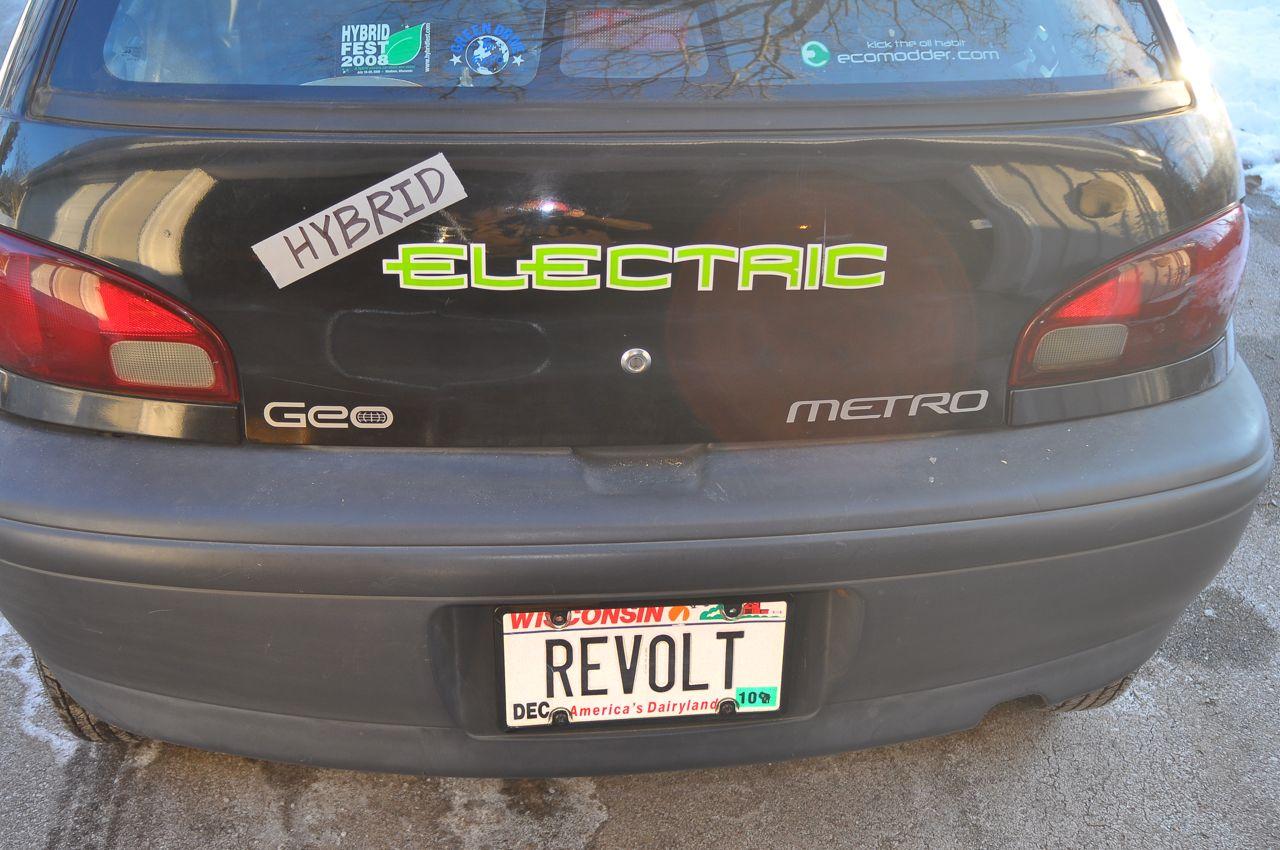 Picture of DIY Plug-In Hybrid Car