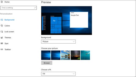 Picture of Desktop