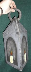 Cardboard Props: Victorian Candle Lantern