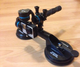 Another GoPro-to-Car Stabilizer Mount