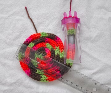Knit Earmuffs