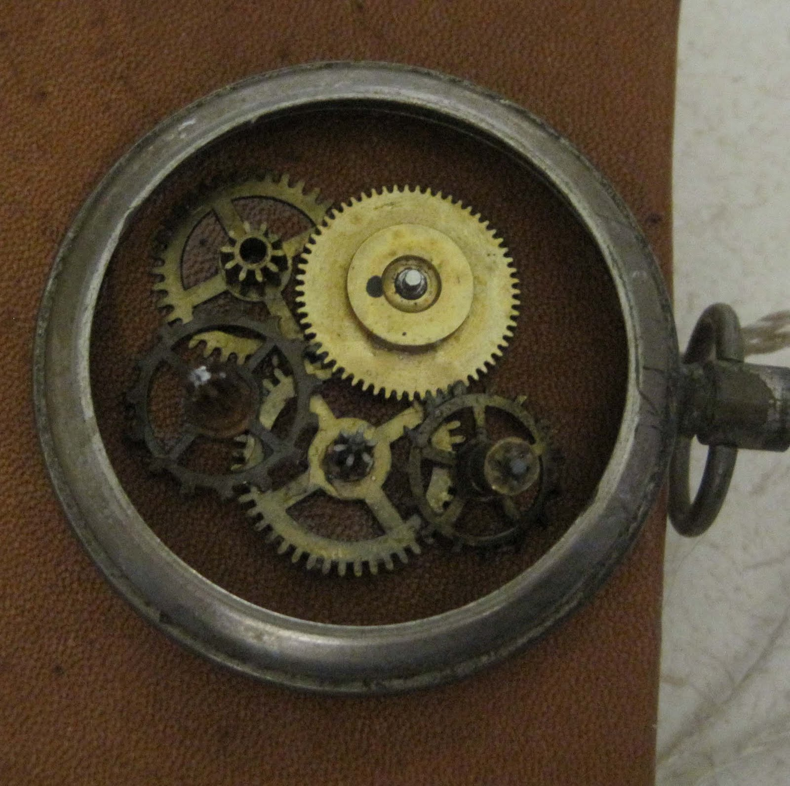 Picture of Steampunk Book