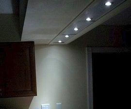Updating Kitchen Lighting