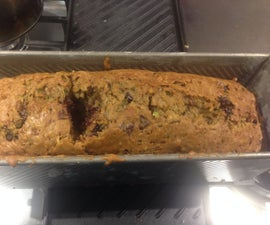 Delicious Protein Packed Zucchini Bread