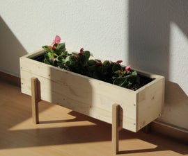 Plant Stand for the Balcony