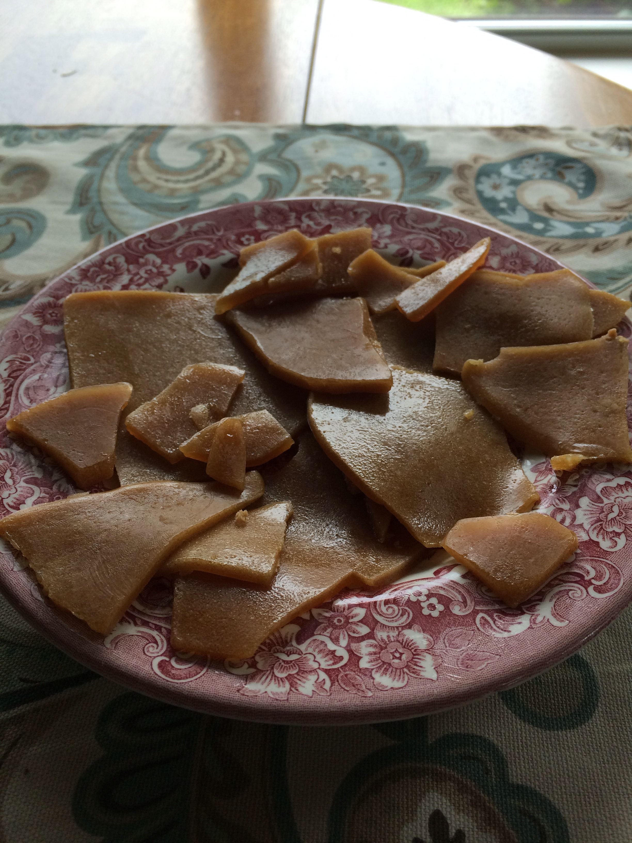 Picture of 3 Ingredient Honey Brittle