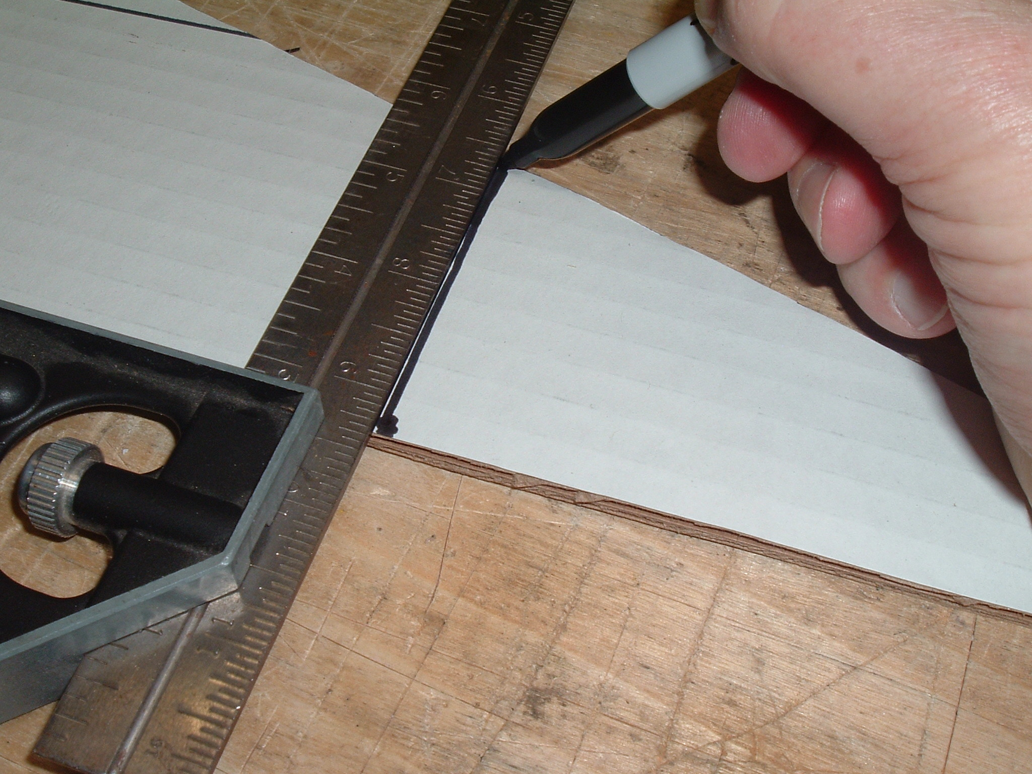 """Picture of Cut Out the """"latching"""" Slots"""