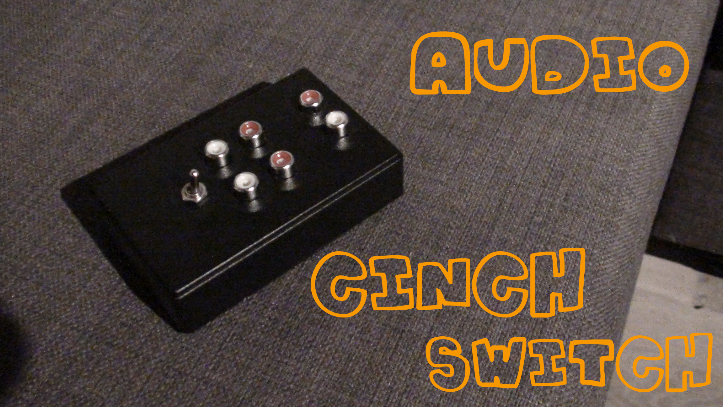Picture of Audio Cinch Switch