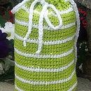 Sweet Little Crochet Backpack ** EASY **