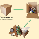 Corner Cooker - a Solar Kit for Students
