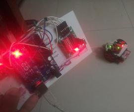 Accelerometer Car