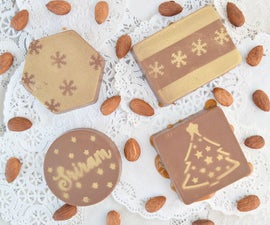 How to Make Personalized Candy Bars