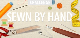 Sewn By Hand Challenge