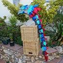 Multicolor Dragon Headdress