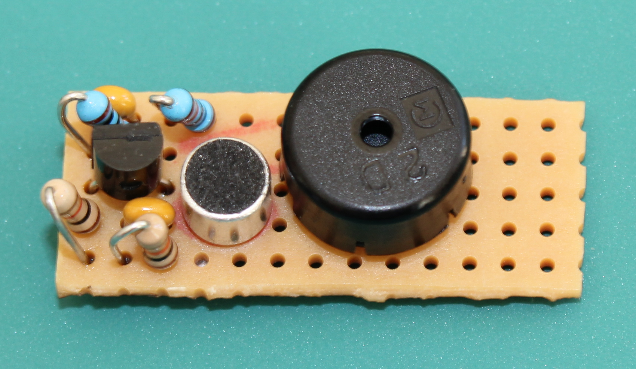 Picture of Electronics Assembly