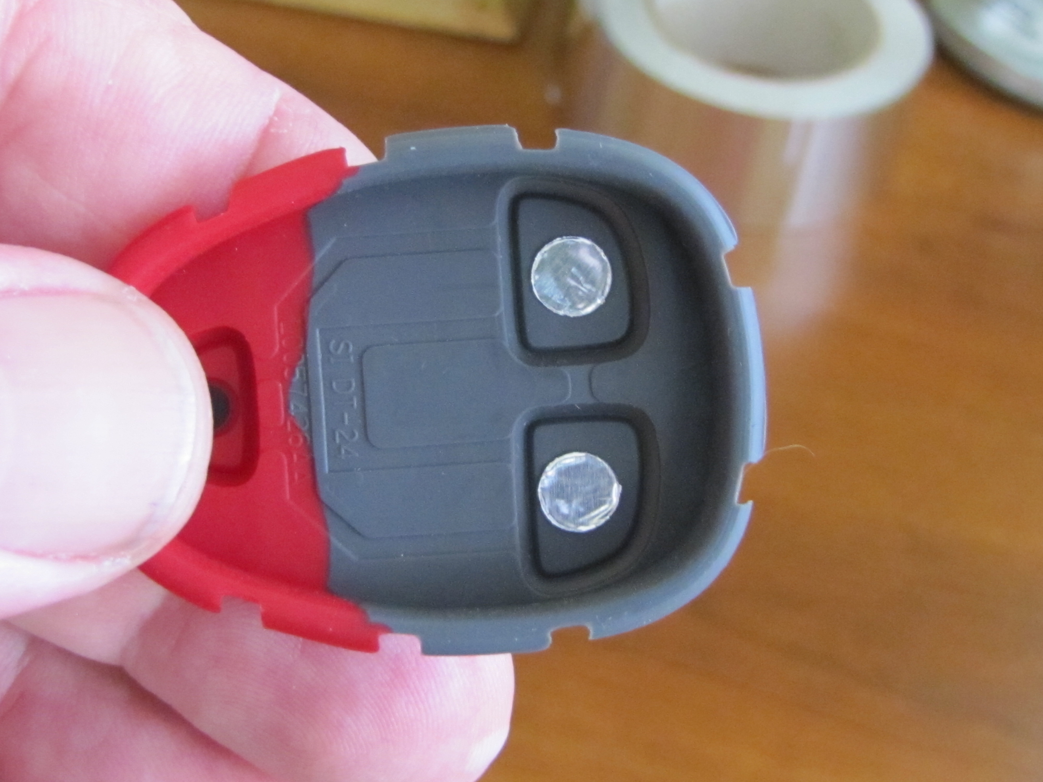 Picture of Car Key Fob Repair