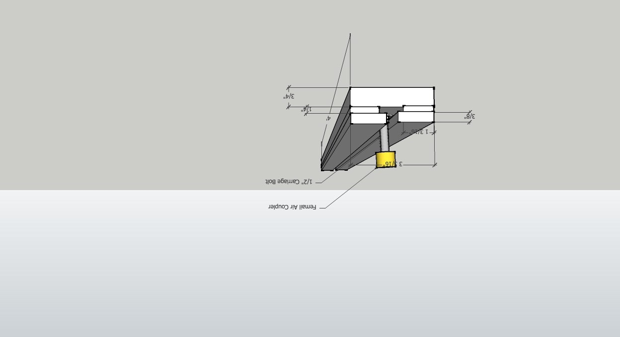 Picture of Pneumatic Tool Holder