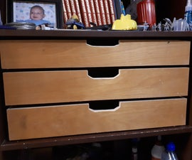 Old Drawers Relocated