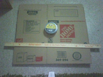 Simple Light Duty Cardboard Home Depot Table