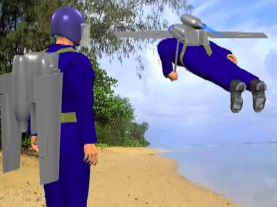 How to Make a Jet Pack for $30