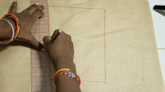 Drafting the Pattern