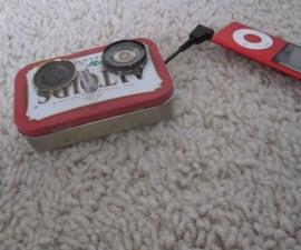 Pocket transistor Amplifier
