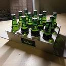 Heineken crate Flat Pack
