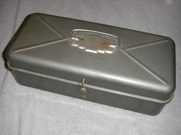 Grandma's Toolbox
