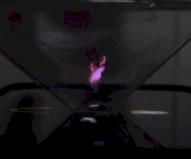 TfCD - Holographic (head) Video on Smartphone