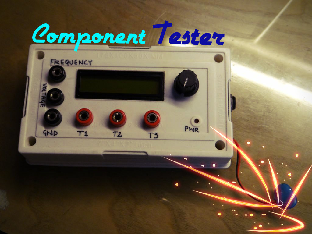 Picture of Component Tester - Test Almost Anything !!