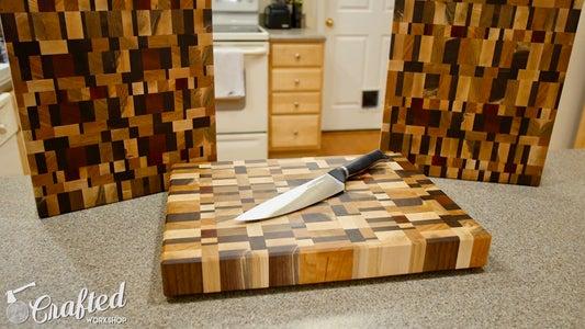 Enjoy Your Cutting Board!