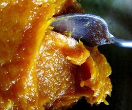 Easy Dried Fruit Puree