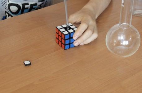 Parse Rubik's Cube
