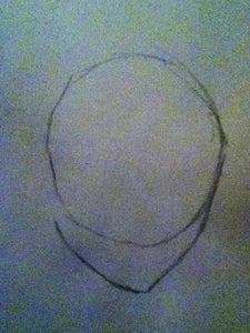Drawing the Basic Head Shape