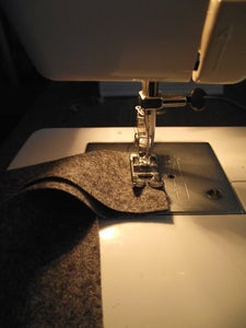 Make Binding (for Trim) and Sew Into Place to Finish!