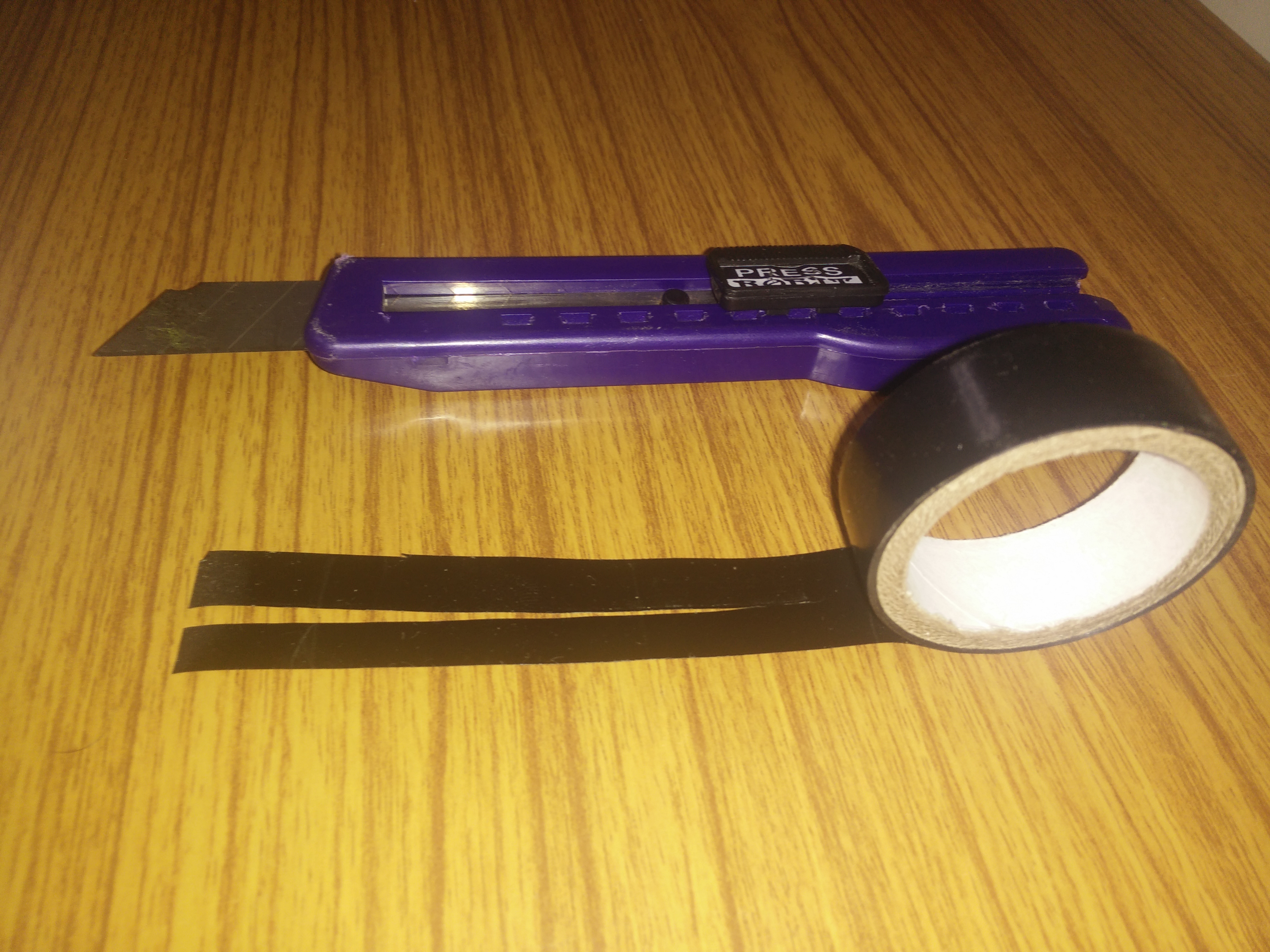 Picture of Add Tape for Safety