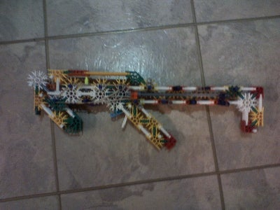 Knex Fmg ( Without the Folding Part)