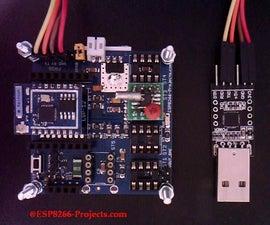 CBDBv2 Evolution - ESP8266 Development Board Meets ARDUINO IDE!