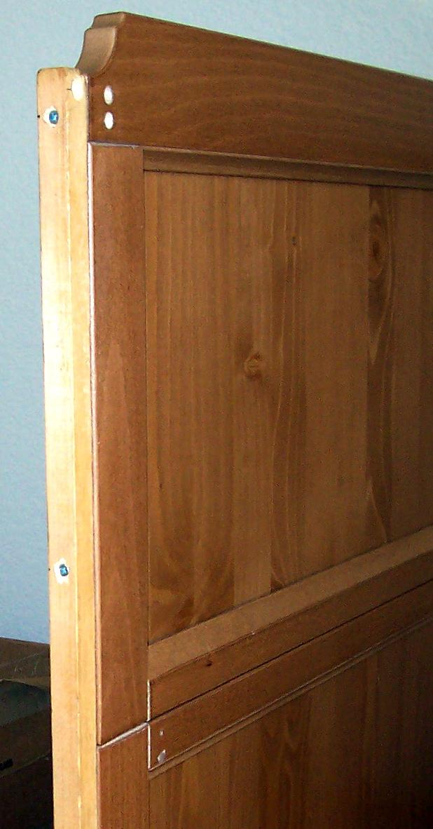 Picture of Attach the End-panel Moulding