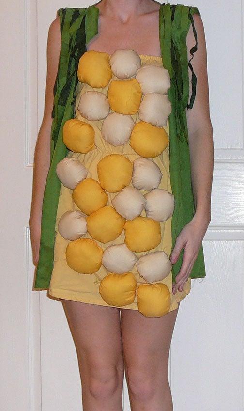 Corn on the Cob Costume