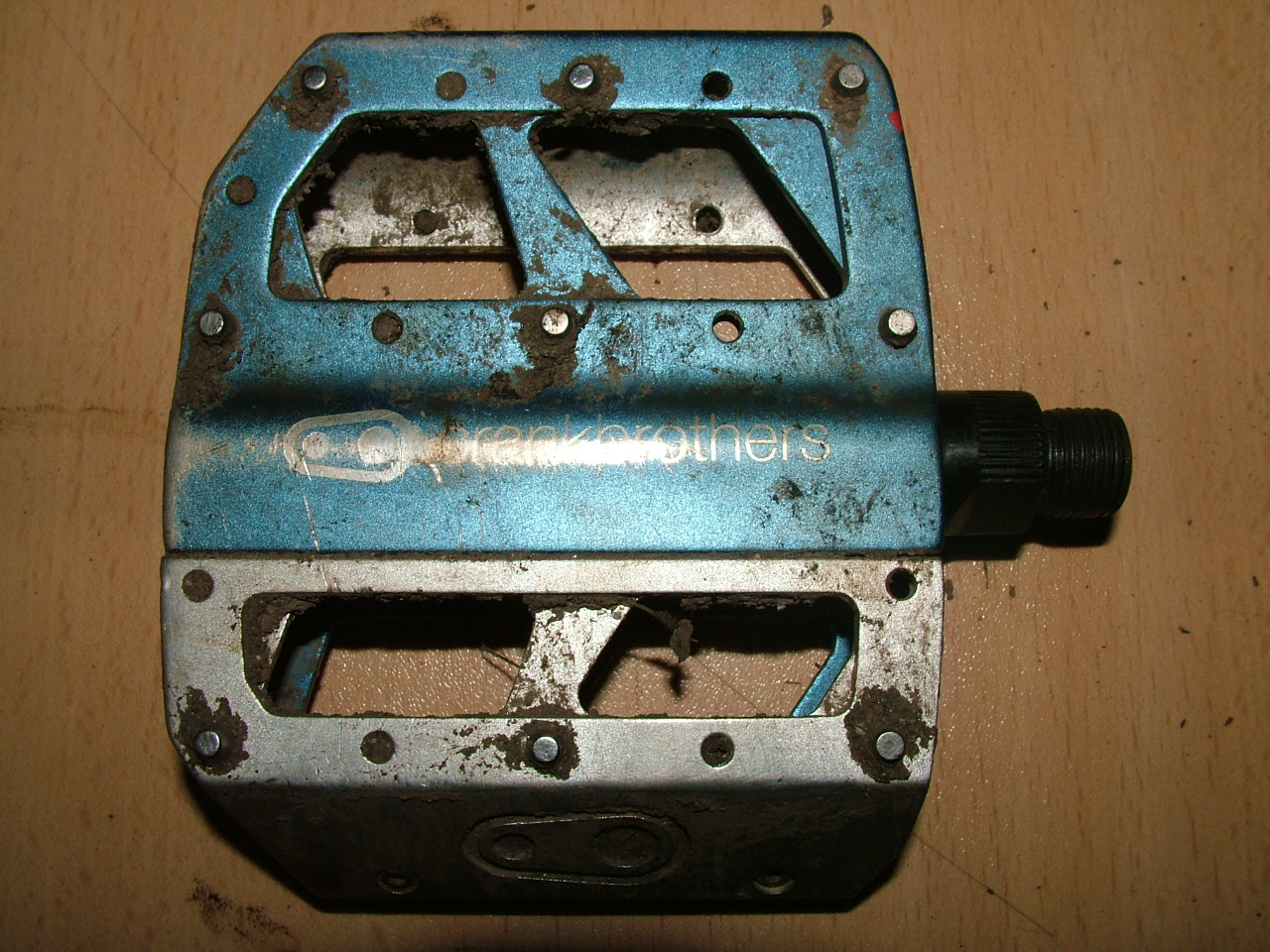 Picture of MTB Maintenence: How to Overhaul Mountain Bike Pedals