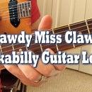 Lawdy Miss Clawdy Rockabilly Guitar Lesson