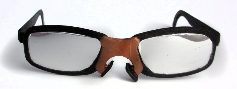 3D Printable Designer Sunglasses