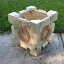 Pallet Companion Cube Container
